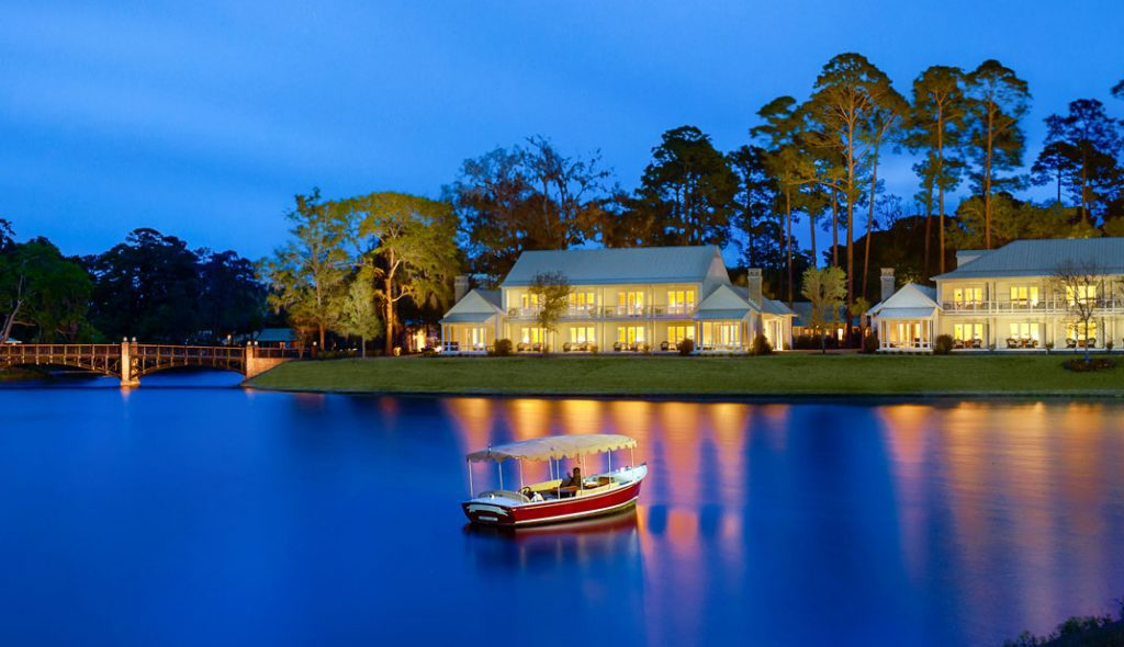 Destinations And Hotels Will Have To Reorient And Reinvent The Playbook To Stay Relevant. Photographs Montage Palmetto Bluff2
