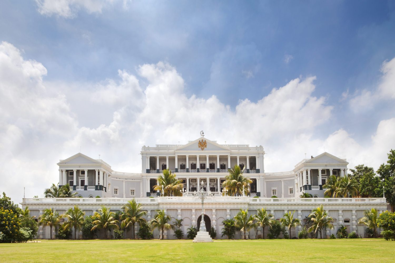 Taj Falaknuma Palace, Hyderabad Is Among India's Foremost Luxury Properties That Hosts Global Travellers