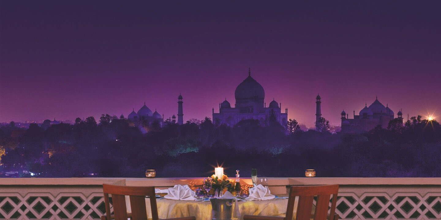 Focus On Brand Trawell To Create Grand Experiences To People Exhausted By The Pandemic And Itching To Travel. Photograph The Oberoi Amarvilas, Agra.