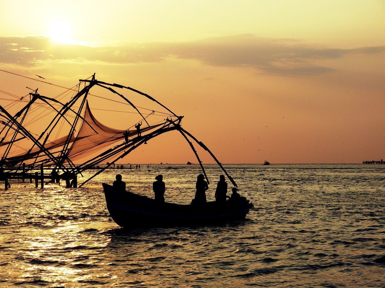 Fort Kochi Is A Striking Blend Of Natural Beauty And Heritage.