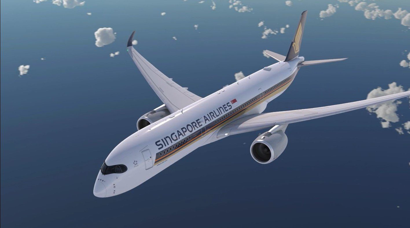 In September, Singapore Airlines Announced 4300 Job Cuts.
