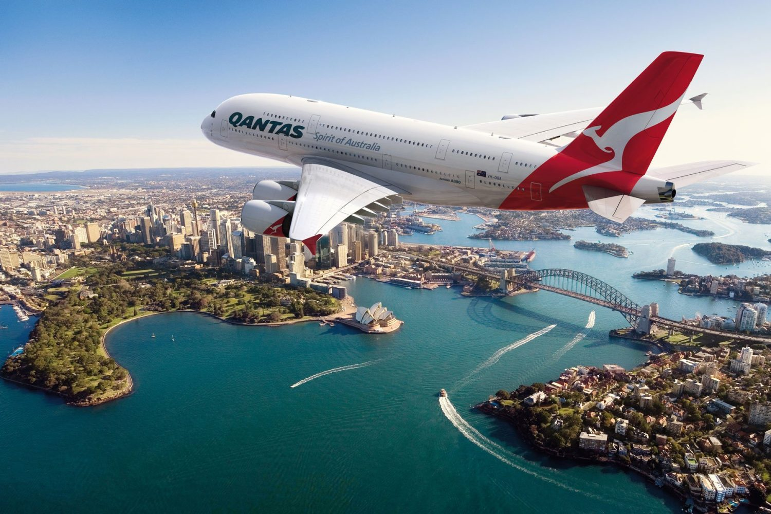 Qantas Airways' 'flight To Nowhere' Affords Guests The Joy Of A Journey, The Thrill Of Take Off And Cabin Size Views Of The Landscape.